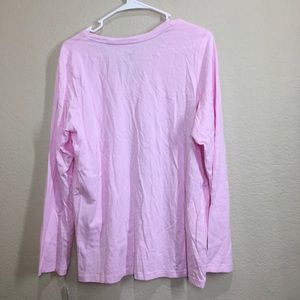 HUE Intimates   Sleepwear - HUE Long Sleeve V-Neck Sleep Tee 6d6f9791d
